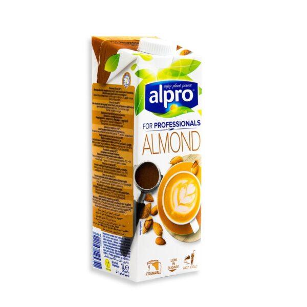 Бадемова напитка Alpro - 1 Л - За здравословен хранителен режим - Б.В.ЛИНК