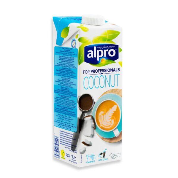Alpro - Кокосова напитка - 1 Л - Б.В.ЛИНК