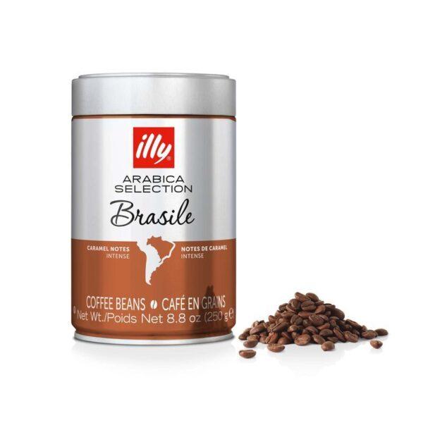 illy® кафе на зърна - Arabica Selection Бразилия - 250 гр - Основна снимка 1