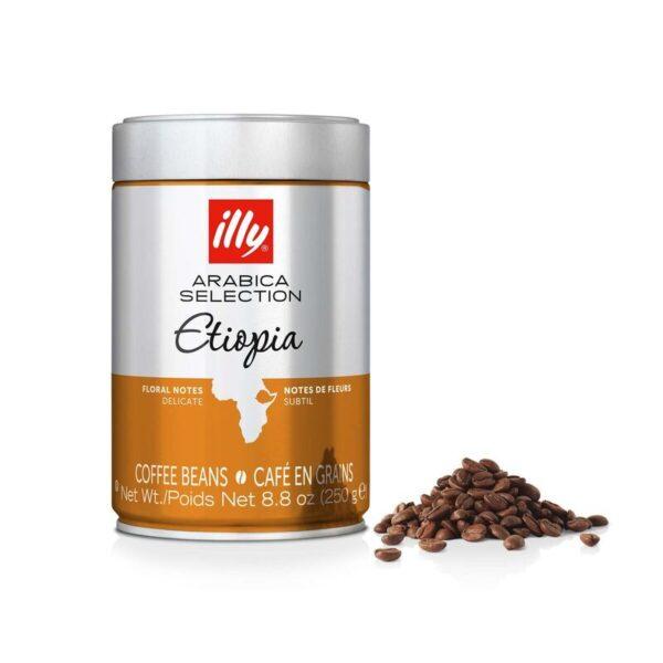 illy® кафе на зърна - Arabica Selection Етиопия - 250 гр - Основна снимка 1