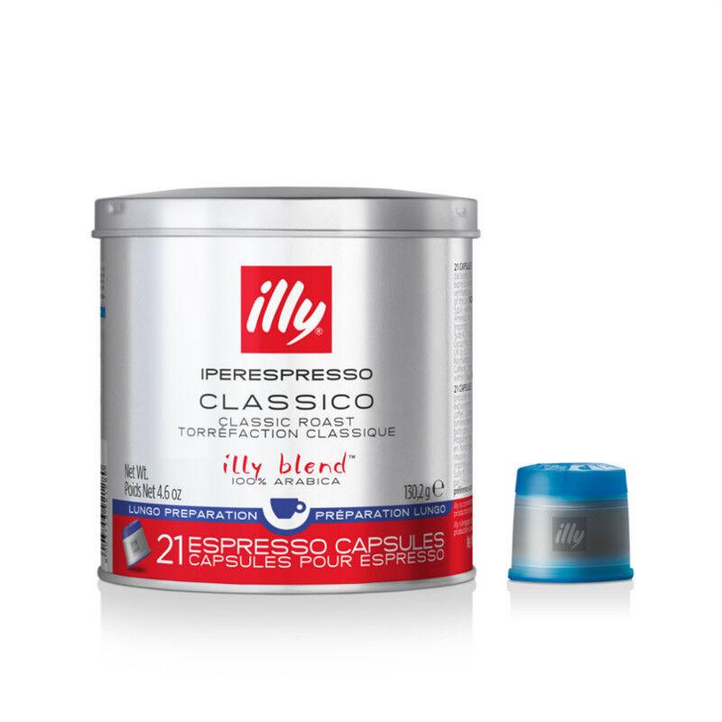 illy® - iperEspresso капсули - Classico Lungo - Medium Roast - 21 капсули - Б.В.ЛИНК ООД Основна снимка 1