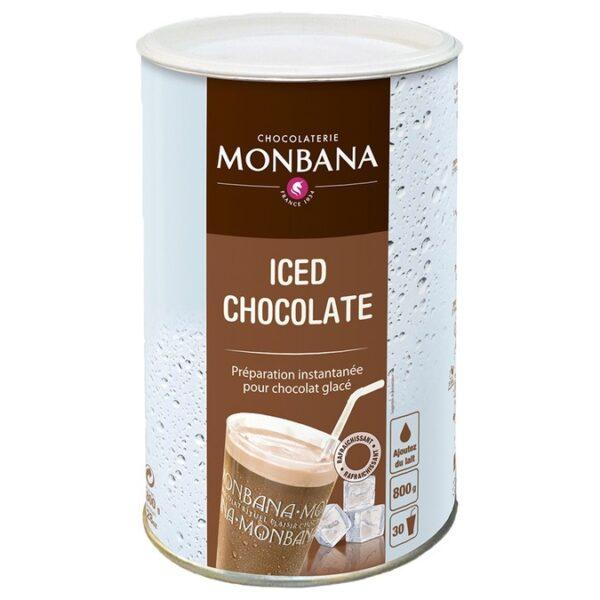 Студен шоколад - Monbana 33% - Франция, 0.800 г - Б.В.ЛИНК 1