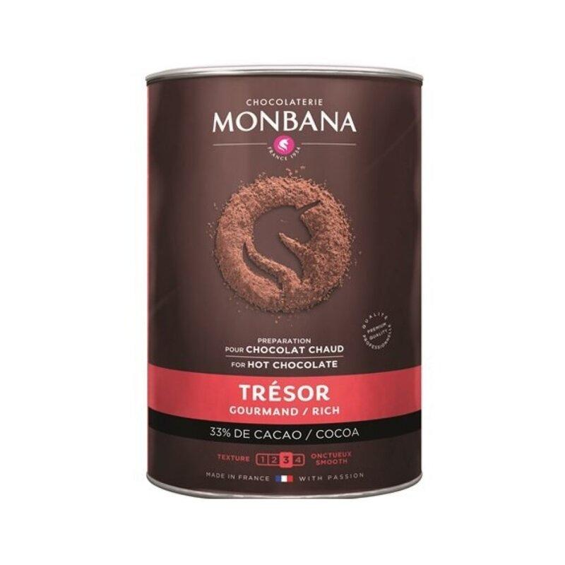 Топъл шоколад Monbana - illy