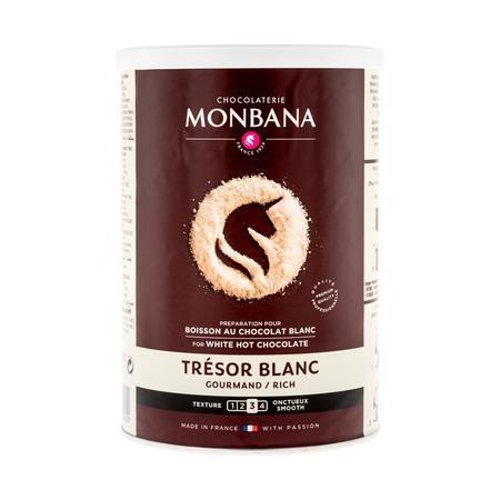 Топъл шоколад - Tresor Бял 40% - Франция, 0.500 г - Б.В.ЛИНК 1