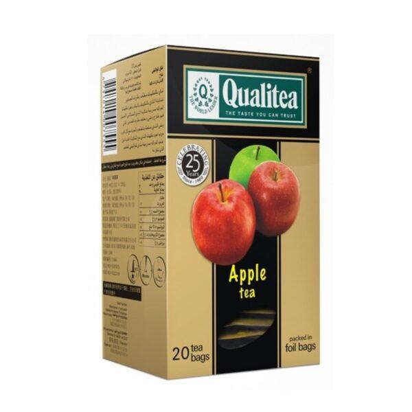 Черен-чай-Qualitea-Apple-20-сашета-кутия-Б.В.ЛИНК rsz