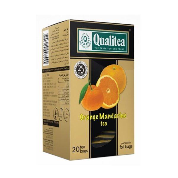 Черен-чай-Qualitea-Orange-Mandarine-Портокал-и-мандарина-20-сашета-Б.В.ЛИНК rsz