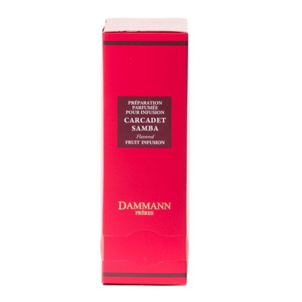Dammann® Билков чай - Carcadet Samba - 95 г - Б.В.ЛИНК ООД