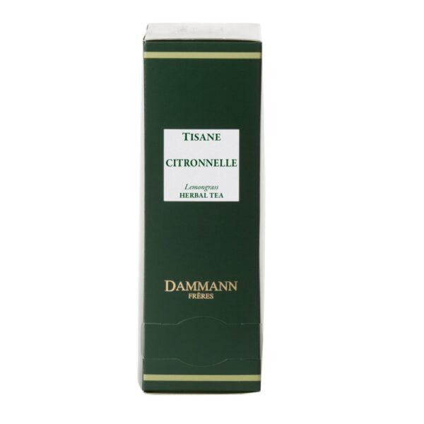 Dammann® Билков чай - Lemongrass - 100 г - Б.В.ЛИНК ООД
