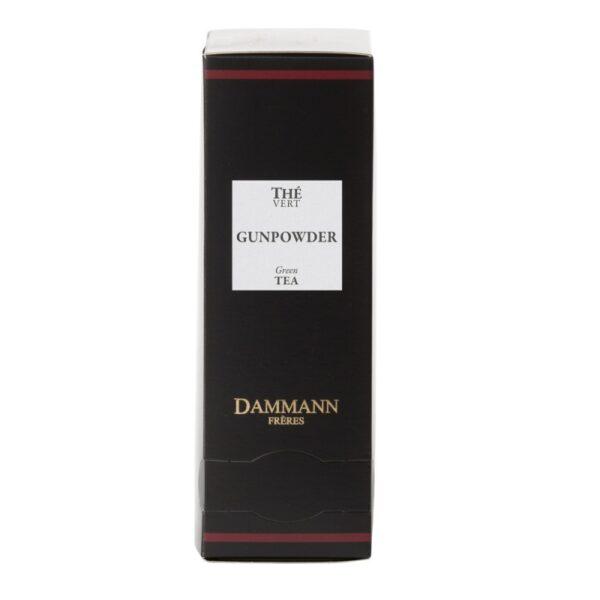 Dammann® Зелен чай - Gunpowder - 24 сашета - Б.В.ЛИНК ООД