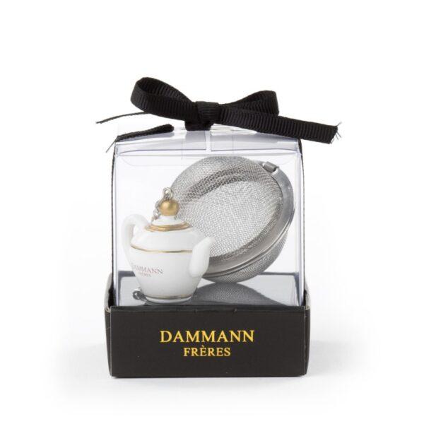 Dammann® Филтър за чай - Моделирана чаена топка - Б.В.ЛИНК ООД