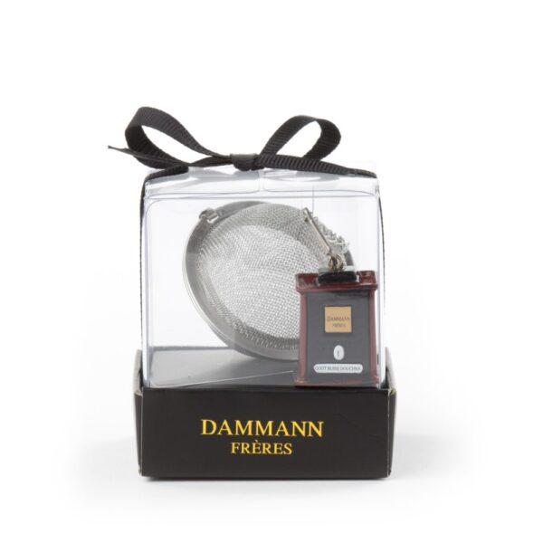 Dammann® Филтър за чай - Неръждаема стомана - Б.В.ЛИНК ООД