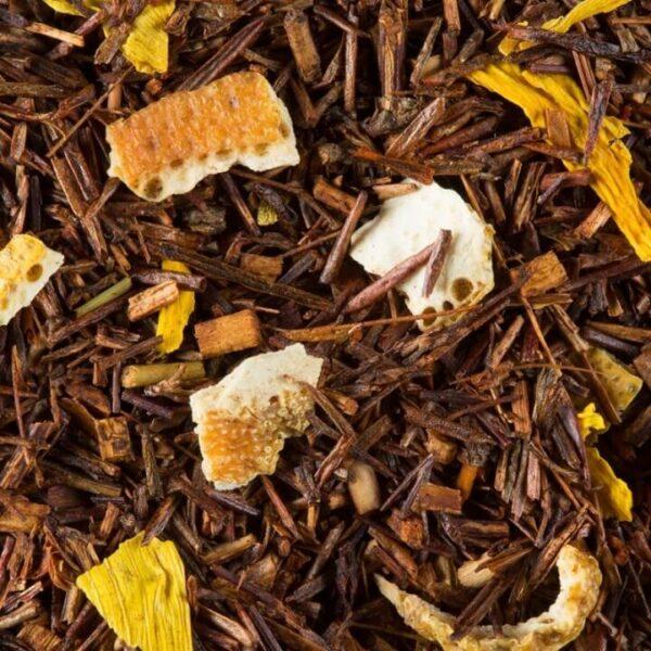 Dammann® Черен насипен чай - Rooibos citrus - 250 г - Б.В.ЛИНК ООД