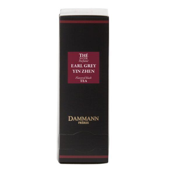 Dammann® Черен овкусен чай - Earl Grey - 24 сашета - Б.В.ЛИНК ООД