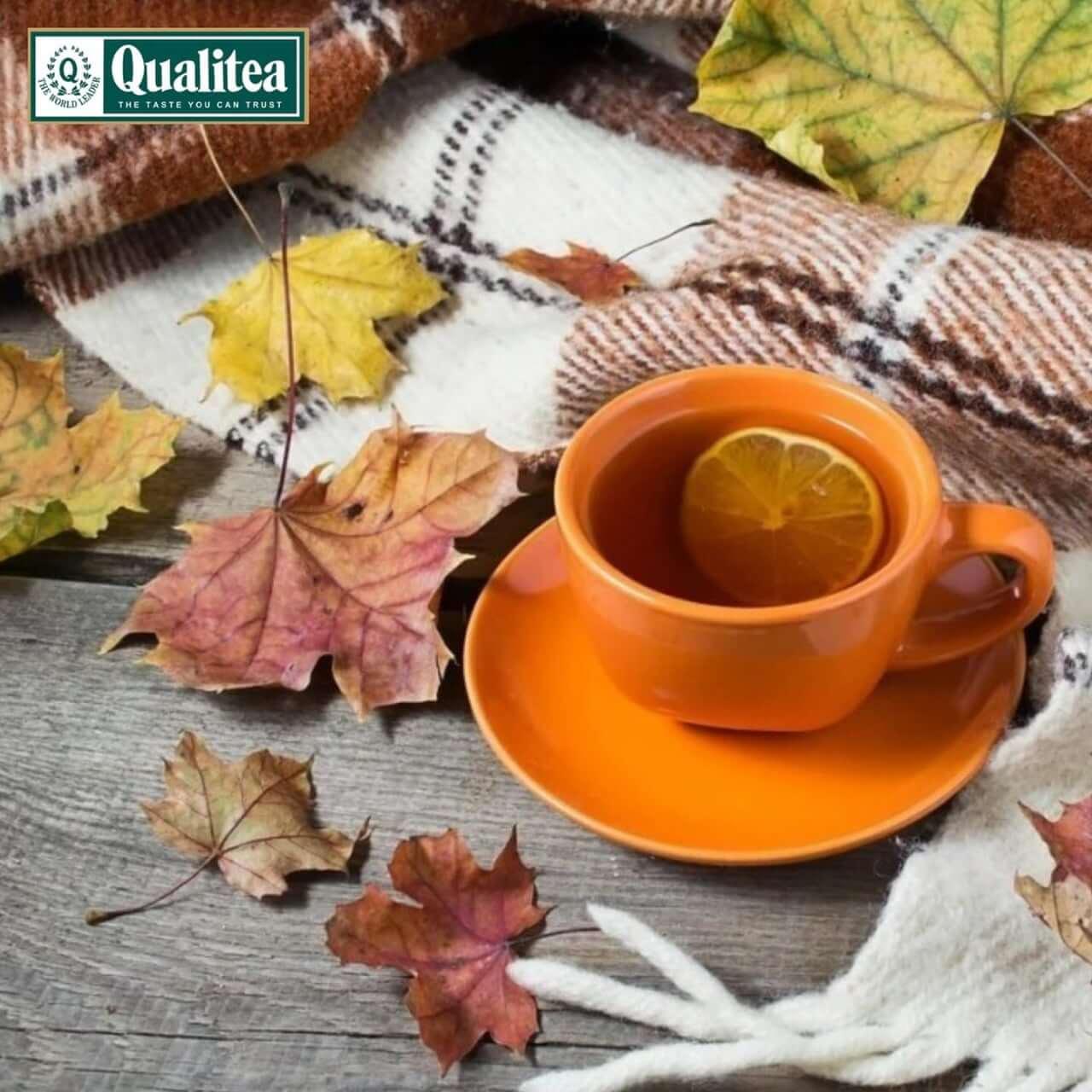 Qualitea чай - банер 2