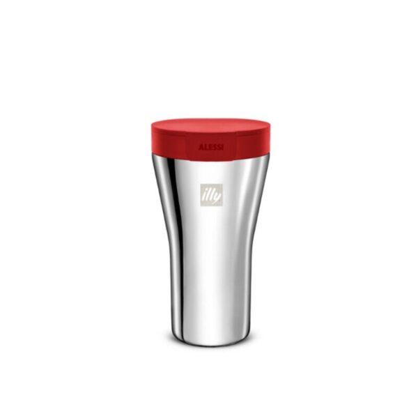 illy® Alessi Travel Mug - Чаша за из път, 350 мл - Б.В.ЛИНК - Онлайн магазин на illy за България